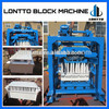 LMT4-40 Commercial Price Solid Brick Making Machine