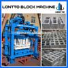 LMT4-40 Wood Pallet Fly Ash Hollow Block Making Machine