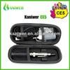 Kaniwer Ego C Twist CE5 1100mah Electronic Vape Vaporizer Pen Starter Kit