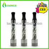 Kaniwer New REBUILDABLE CE5 Cartomizer, Atomizer for Ego 510 with wick