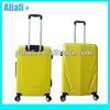 2014 fashion hard case luggage with spinner wheels