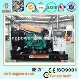 250KW diesel generator With Cummins Engine for factory support