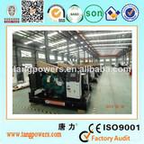 fujian 250KVA DIESEL GENERATOR SET WITH CUMMINS ENGINE