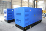 Alibaba china suppliers Soundproof generator Small Silent Type Diesel Generator