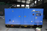 Cummins engine 108kw diesel generator manufacturer in Fuzhou