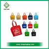 Non woven tote shopping bag/Custom recycle pp non woven bag