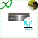 Free sampling silk matt to high gloss ABS edge band