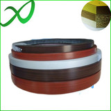 2*19mm colid color pvc edge band
