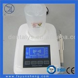 White dental ultrasonic scaler with bottle ( All tips or handpiece can be compatible with EMS ultrasonic scaler )