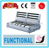 Traditional folding sofa bed mechanism with backrest