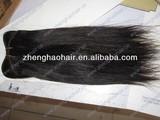 Wholesale 14inch 140g/pack Human Remy Hair Extension /Hot Sale Silk Straight Vrigin Human Hair Weaving /Hair Extension