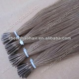 russian Human Remy 1g/strand I Tip Stick pre-boned Hair Extension