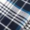 100% cotton fabric yarn dyed plaid 21s yarn fabric for garments shirts