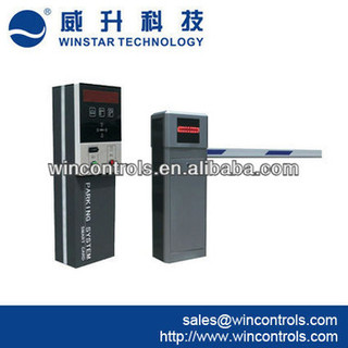 Automatic traffic parking system