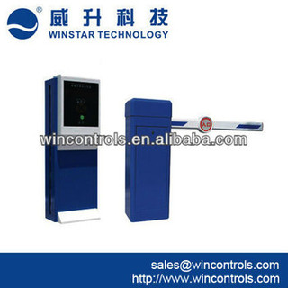 Intelligent RFID automatic vehicle access car parking system
