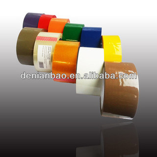 bopp colored packing tape for carton sealing