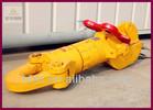 oil driller rotating travelling hook block