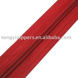 no.5 long chain nylon zipper