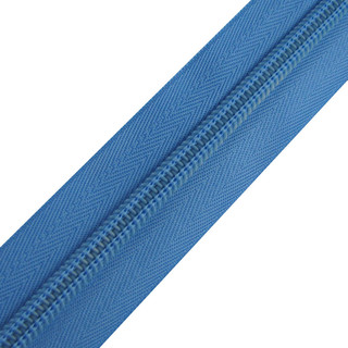 nylon zipper long chain no.8