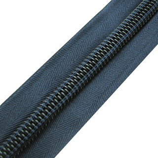 nylon zipper long chain no.10