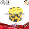 Fashion small round tin boxes