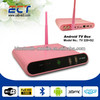 Android set top tv box dvb t2 support MPEG4 FUll HD 1080P with terrestrial receiver