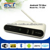Factory direct XBMC DVB S2 Android smart tv receiver box