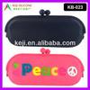 Silicone Eyeglass Case/Silicone Cosmetic Bag/Phone 4 Silicone Bag
