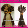 Factory price u tip hair extensions brazilain virgin remy U tip hair extension china
