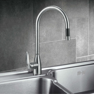 Stainless steel faucet C25S