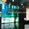 indoor led large screen display, full color led curtail display