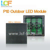 The Cheap Price LED display module DIP-P10 full color