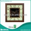 Antique Style Quartz Wall Wood Clock