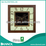 Antique Style Quartz Wall Wood Clock