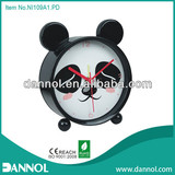 Quartz Metal Table Alarm Clock for Kids