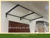 2014 New Item/ Aluminum extension canopy kit for door K4 100X190cm