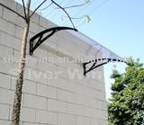 Aluminum door canopy