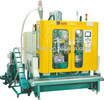 plastic extrusion blow molding machine/super brand automatic plastic blowing machine