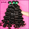 100% unprocessed virgin brazilian natural wave hair extension