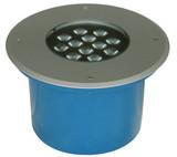 Asymmetric Lens LED Outdoor Recessed Light
