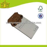 2014 hot sales custom chinese glitter hang tags