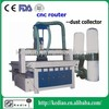 china cheap cnc router with dust collector 1318
