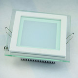 Quality Glass led pannel by 6W-18W,SMD ceiling lamp