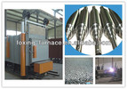 fuel oil car type tempering furnace,heat treat temper furnace