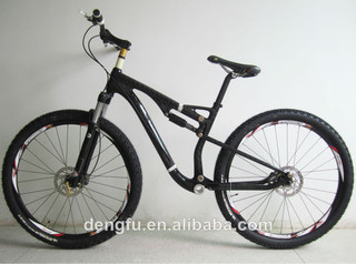 carbon mountain bike frame 29er full suspension chinese carbon MTB bike frame FM036