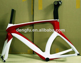 2014 dengfu full carbon complete time trial bicycles TT frameset Sram Force groupset