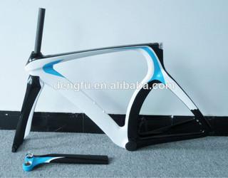 2014 super man full carbon complete time trial bicycle FM018 TT frameset Sram Force groupset