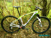 2014 new model carbon complete bicycles frame carbon 29er MTB frame specialized bicycle frame FM056