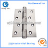 4BB 4*3*3.0 Stainless steel Ball bearing Door Hinge/Butt hinge/Iron hinge