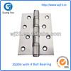 4BB 4*3*3.0 Stainless steel Ball bearing Door Hinge/Butt hinge/Iron hinge